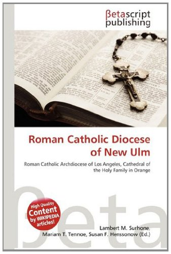 9786134667739: Roman Catholic Diocese of New Ulm
