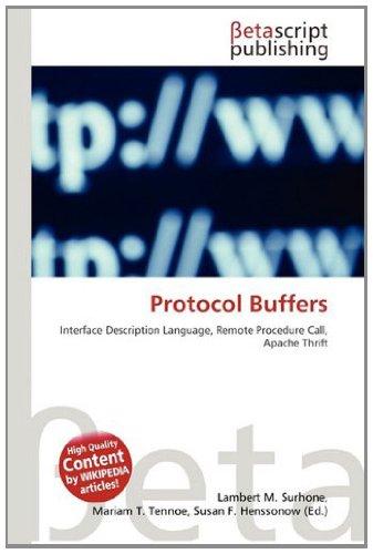 9786134679176: Protocol Buffers