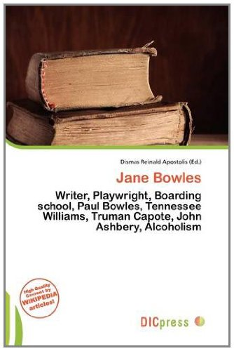 9786134919456: Jane Bowles