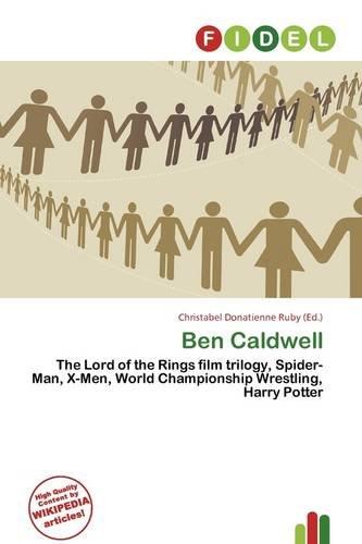 9786134956451: Ben Caldwell