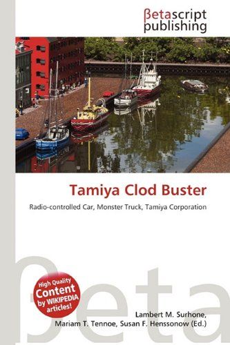 9786135294262: Tamiya Clod Buster