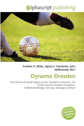 9786135500172: Dynamo Dresden