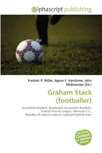 9786135505627: Graham Stack (footballer)