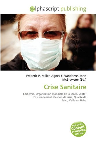 9786135589634: Crise Sanitaire (French Edition)