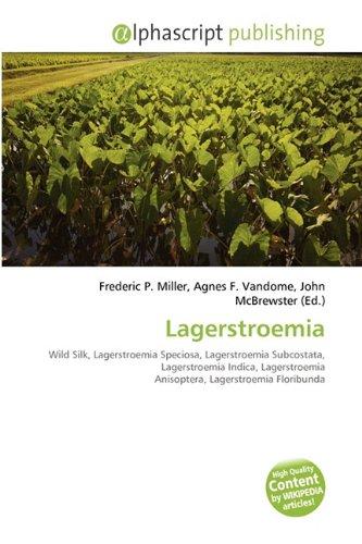 9786135615692: Lagerstroemia