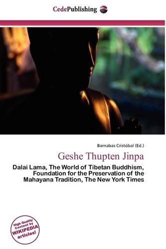 9786135935882: Geshe Thupten Jinpa
