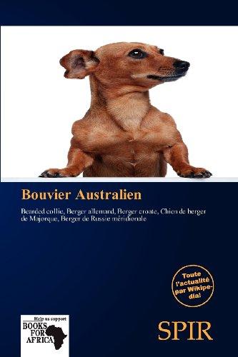 9786136263243: Bouvier Australien
