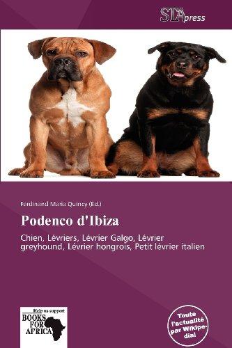 9786136266664: Podenco d'Ibiza (French Edition)