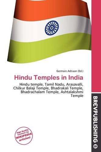 9786136511177: Hindu Temples in India