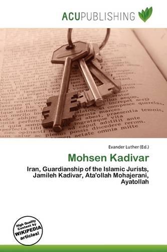 9786136644554: Mohsen Kadivar