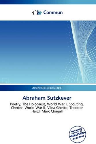 9786137014196: Abraham Sutzkever