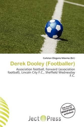 9786137049549: Derek Dooley (Footballer)