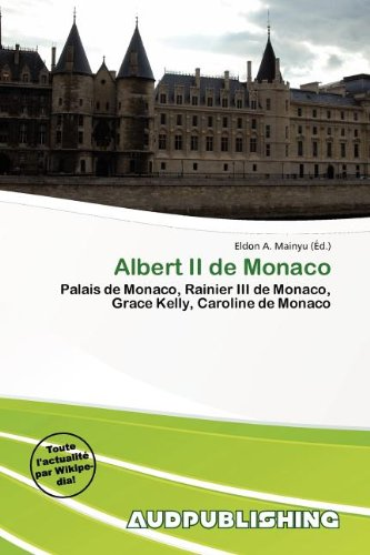 9786137066997: Albert II de Monaco (French Edition)