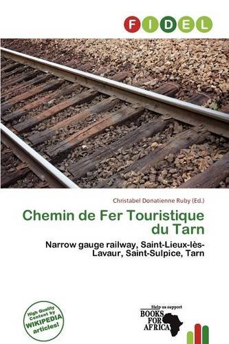 9786137144145: Chemin de Fer Touristique Du Tarn