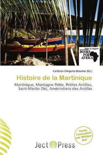 9786137184059: Histoire de La Martinique