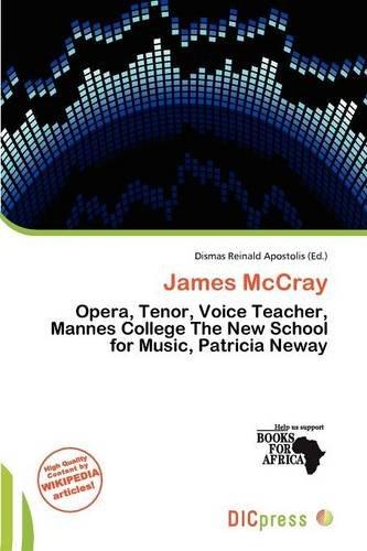 9786137203200: James McCray