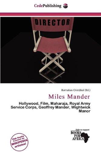 9786137260432: Miles Mander