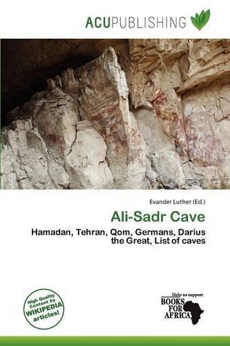 9786137269480: Ali-Sadr Cave