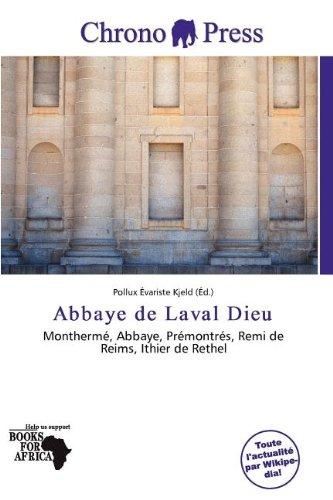 9786137276495: Abbaye de Laval Dieu