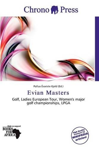 9786137298282: Evian Masters