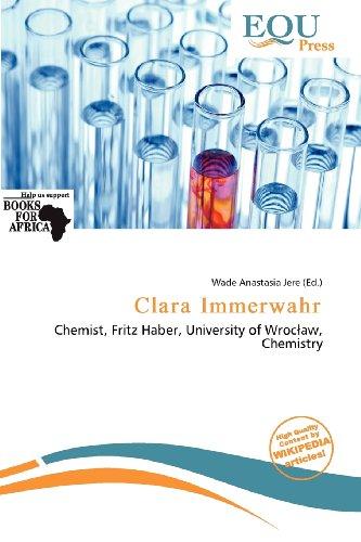 9786137472040: Clara Immerwahr
