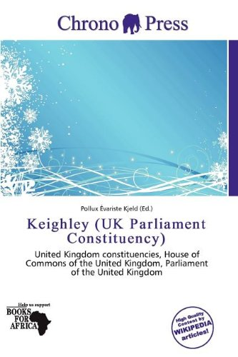 Keighley (UK Parliament Constituency) (Paperback)