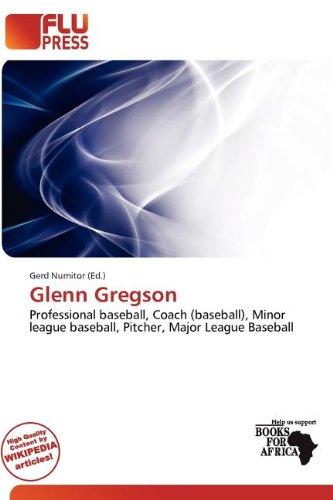 Glenn Gregson (Paperback)