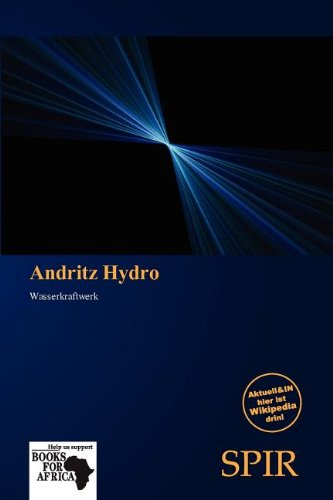 9786137813584: Andritz Hydro