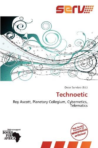 9786137831588: Technoetic