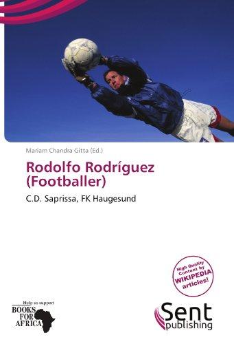 9786137904732: Rodolfo Rodríguez (Footballer)
