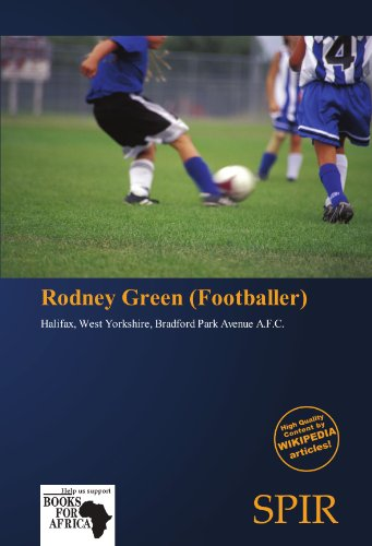 9786137912331: Rodney Green (Footballer)