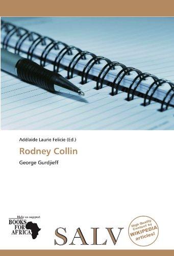 9786137913499: Rodney Collin: George Gurdjieff