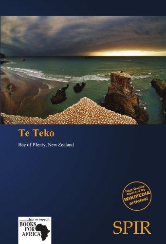9786137914670: Te Teko: Bay of Plenty, New Zealand