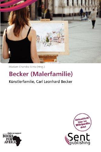 Becker (Malerfamilie) (Paperback)