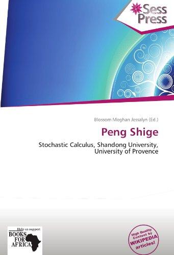 9786137996638: Peng Shige