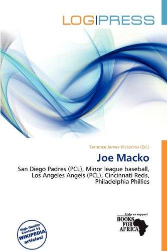 Joe Macko (Paperback)