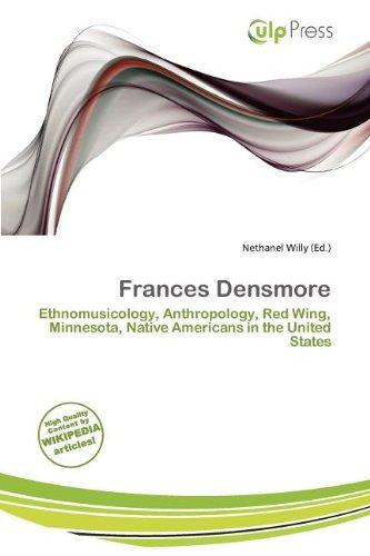 Frances Densmore (Paperback)