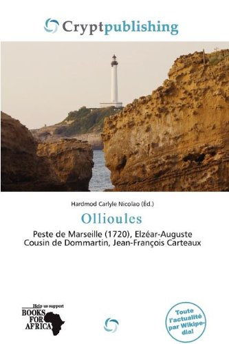 9786138116493: Ollioules (French Edition)