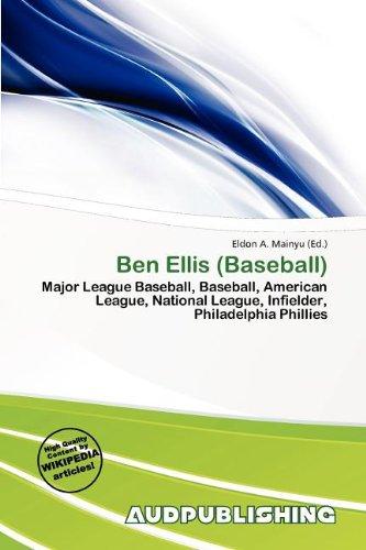 Ben Ellis (Baseball) (Paperback)