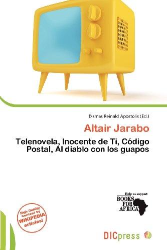 Altair Jarabo (Paperback)