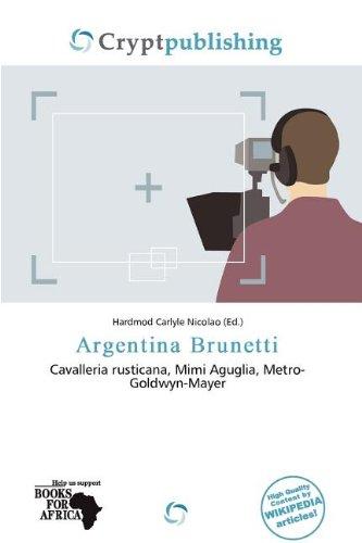 Argentina Brunetti (Paperback)
