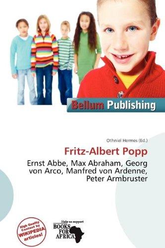 Fritz-Albert Popp (Paperback)