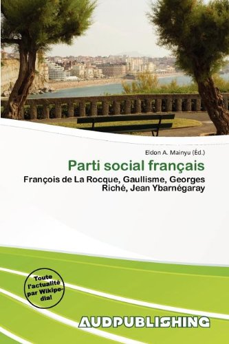 Parti Social Fran Ais (Paperback)
