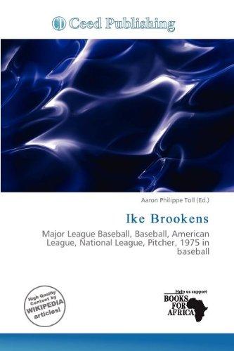 9786138206767: Ike Brookens