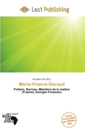 9786138210856: Marie-France Garaud
