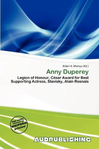 9786138215301: Anny Duperey