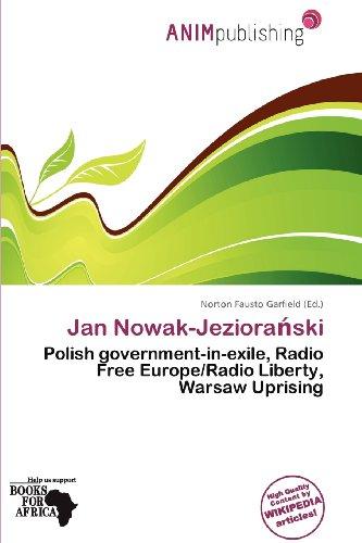 Jan Nowak-Jeziora Ski (Paperback)