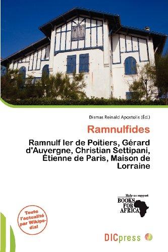 Ramnulfides (Paperback)