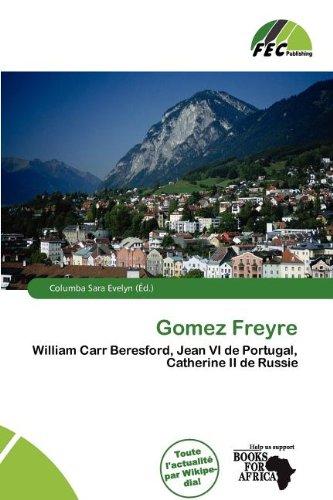 Gomez Freyre (Paperback)