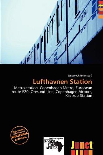 Lufthavnen Station (Paperback)